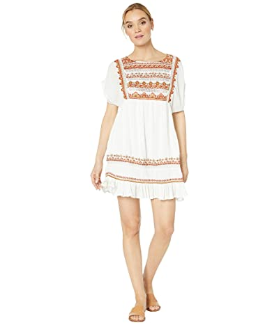 Free People Sunrise Wanderer Mini (Ivory) Women