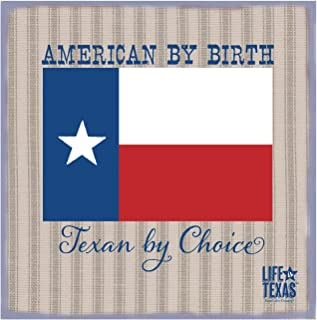 Thirstystone OCS Texan by Choice Coasters, Multicolor