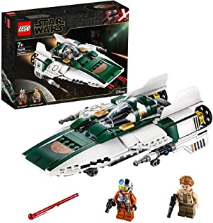 LEGO Star Wars TM Resistance A-Wing Starfighter for age 7+ years old 75248