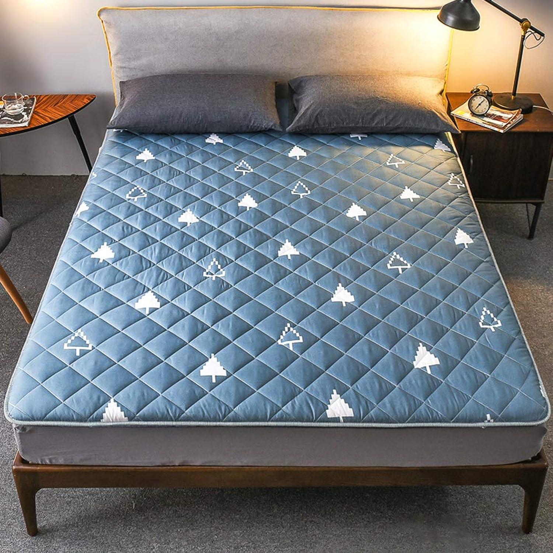 Tatami Mattress,Student Dormitory Tatami Cushion,Single Comfort Multi-Function Floor Breathable-b 150x190cm(59x75inch)