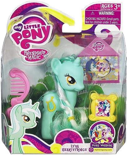 estar en gran demanda My Little Little Little Pony Friends - Pony Wedding  Lyra Heartstrings  40% de descuento