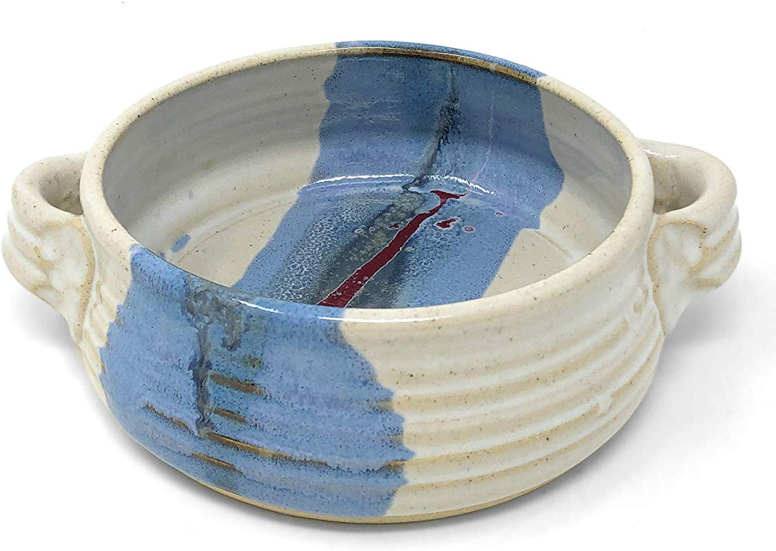 Mosquito Mud Pottery Brie Baker White