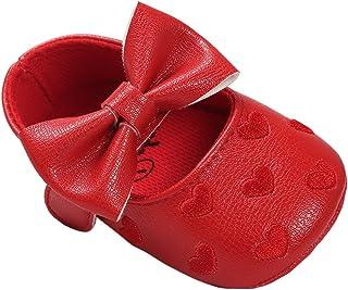 38cf508b9 ▷ Zapatitos rojos para bebé
