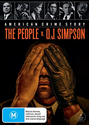 THE PEOPLE V. OJ SIMPSON: AMERICAN CRIME STORY (4 DISC)