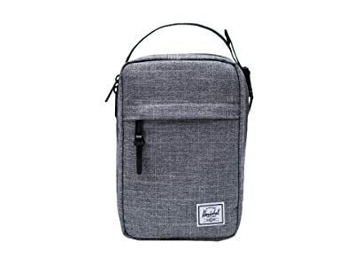 Herschel Supply Co. Chapter Connect (Raven Crosshatch) Bags