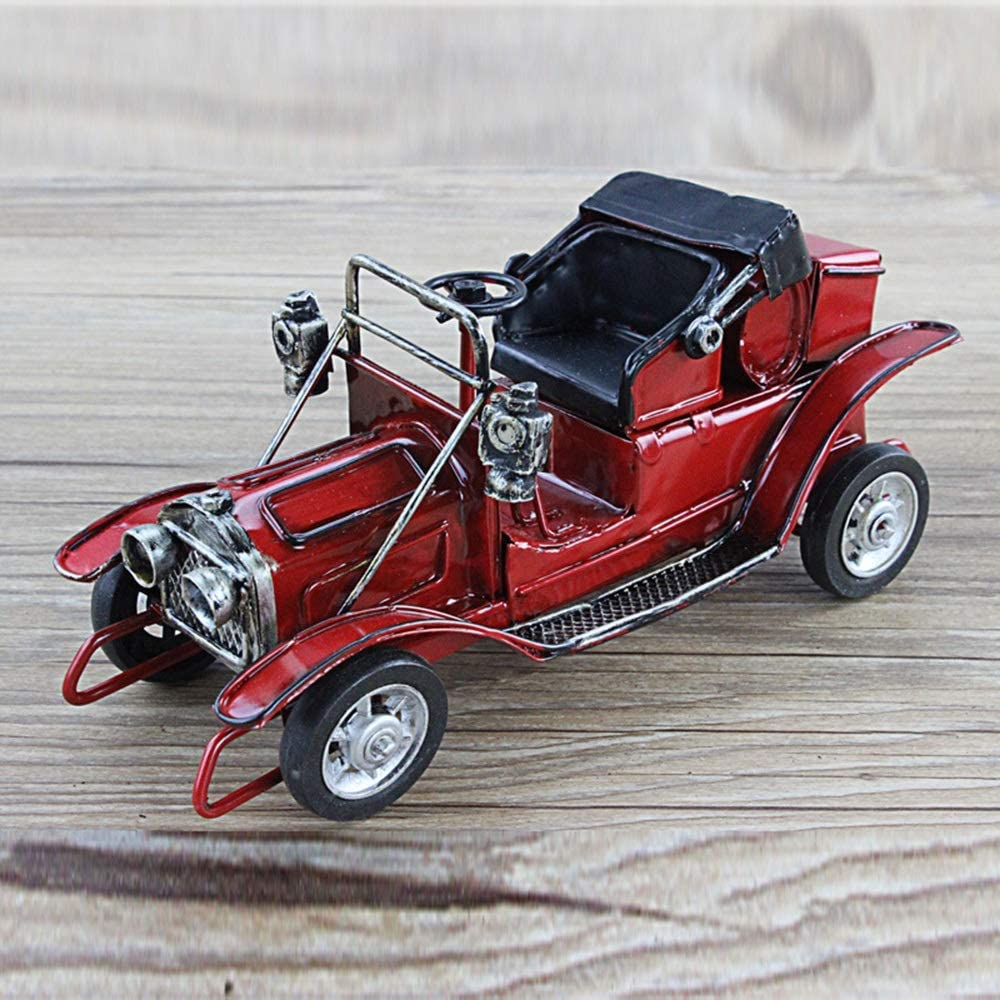 No-Branded Home Ornaments Metal Crafts Car Cheap mail order specialty store Models Finally resale start Classic Deskto