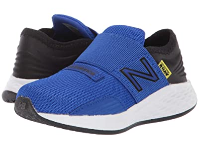 New Balance Kids Fresh Foam Roav (Infant/Toddler) (UV Blue/Black) Boys Shoes