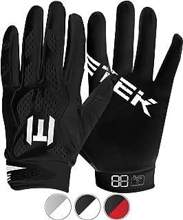 elitetek football gloves