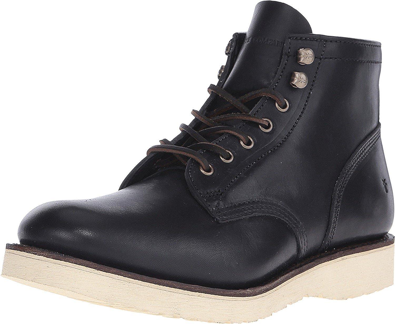 FRYE Men's Freeman Midlace Stiefel, schwarz, 10 M US