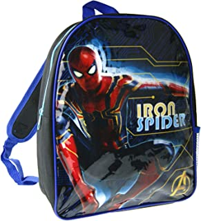 Marvel Spiderman Iron Spider Backpack