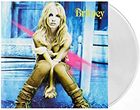 Britney - Exclusive Limited Edition Clear Colored Vinyl LP #/2000