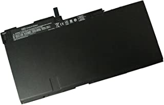 Fully New CM03XL Replacement Battery Compatible with HP EliteBook 840 845 850 740 745 750 G1 G2 Series 717376-001 CM03050XL CO06 CO06XL E7U24AA HSTNN-IB4R HSTNN-DB4Q HSTNN-LB4R HP ZBook 14-11.1V 50Wh
