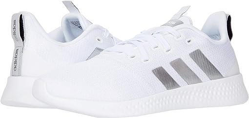 Footwear White/Silver Metallic/Grey Two F17