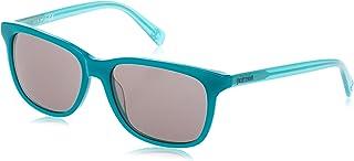 Just Cavalli - Sonnenbrille JC671S 96A Gafas de sol, Verde (Grün), 56 Unisex Adulto