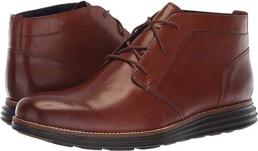 Woodbury Leather/Dark Roast