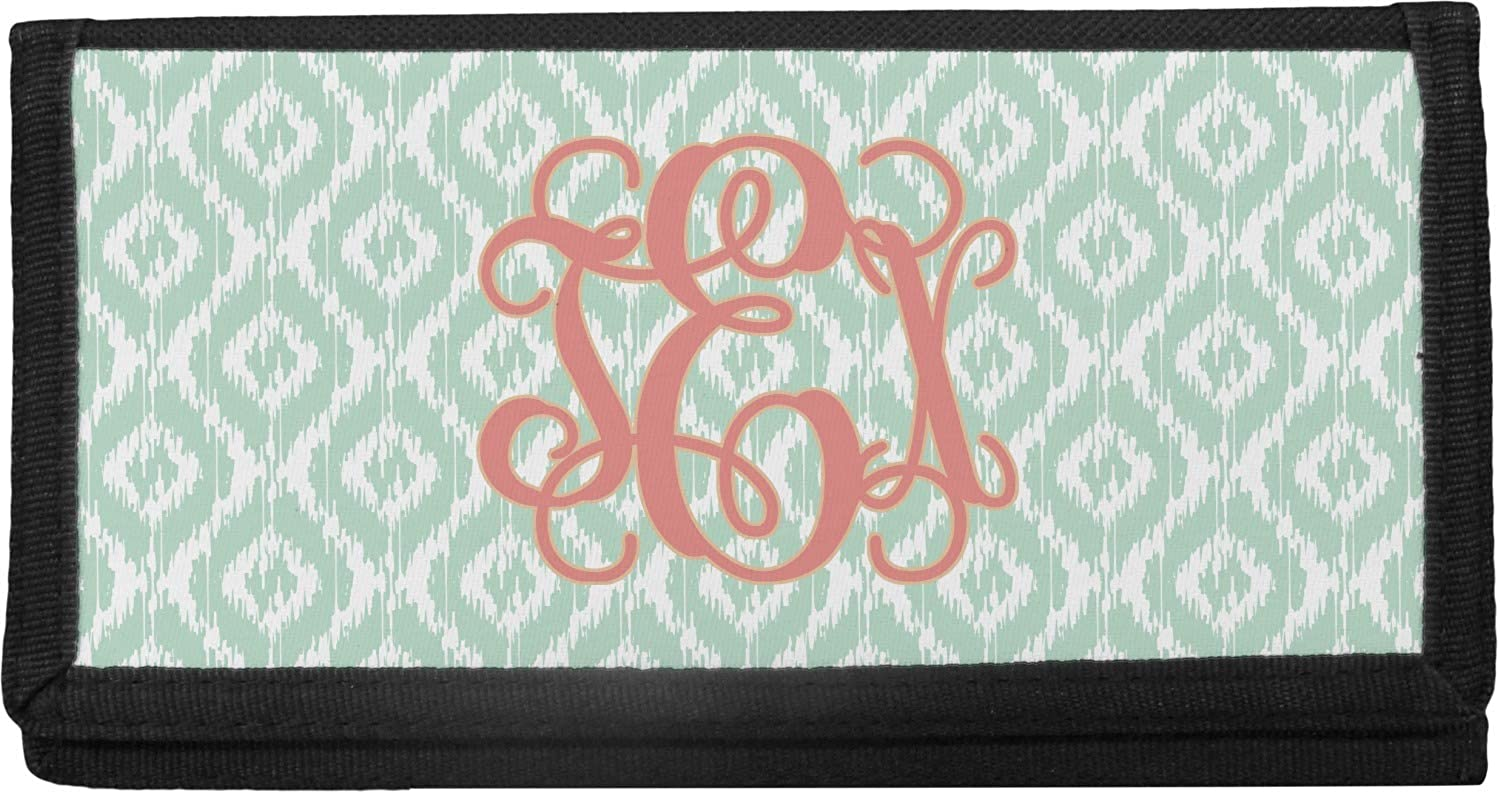 Monogram Canvas Checkbook Baltimore Mall 67% OFF of fixed price Cover Personalized