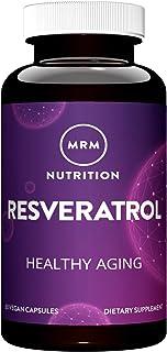 MRM - Resveratrol 100 mg. - 60 Vegetarian Capsules