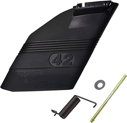 Craftsman 532130968 Mower Deck Deflector Shield Kit with Mounting Hardware