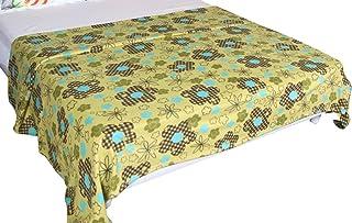 Bombay Dyeing Cherry Printed Double Fleece Blanket - Multicolor (BLFLCY2202404867B)