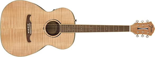 Fender FA-235E Concert Bodied Acoustic Guitar - Natural