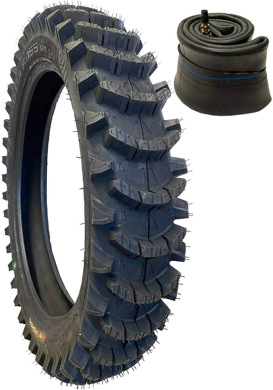 WIG Racing Scoop36 Max 60% OFF 120 Over item handling 90-19 Sand Bike with Tire Heavy Mud Dirt