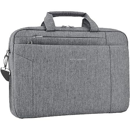 Kalidi 15 Zoll Laptoptasche Aktentaschen Handtasche Elektronik