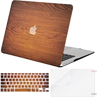 real wood laptop cover