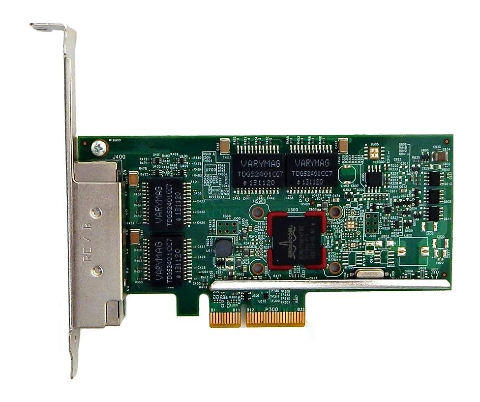 ビバそよ風食器棚ブロードコム IBM 1GbE クアッドポート PCIe イーサネットカード 00E2872 BCM95719A1904G 5899 (更新)
