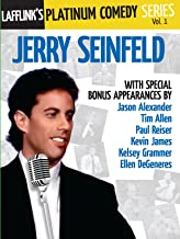 Lafflink Presents The Platinum Comedy Series, Vol. 1 - Jerry Seinfeld