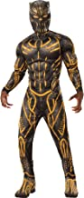 Party City Erik Killmonger Black Panther Halloween Costume for Men with Included Accessories, Standard