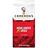 Cameron's Coffee Roasted Ground Coffee Bag 12 Ounce