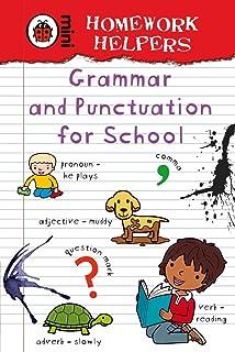 Ladybird Homework Helpers: Grammar and Punctuation for School
