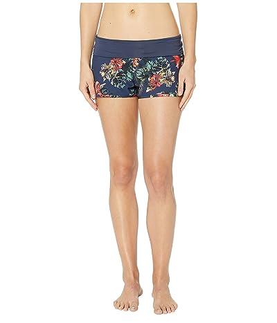 Roxy Endless Summer Print Boardshorts (Mood Indigo Tropical Nights) Women