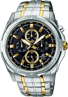 Casio Edifice Chronograph Black Dial Men's Watch - EF-328SG-1AVDF (ED377)