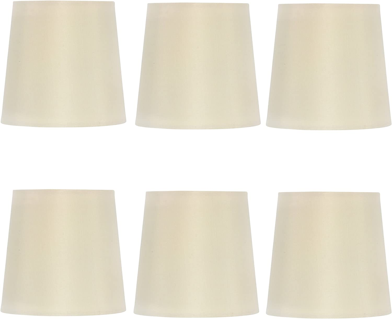 Upgradelights Mesa Mall 4 Inch Empire Clip Max 89% OFF Chandelier on Lampshade Replace