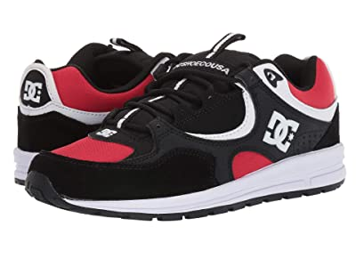 DC Kalis Lite (Black/Athletic Red/White) Men