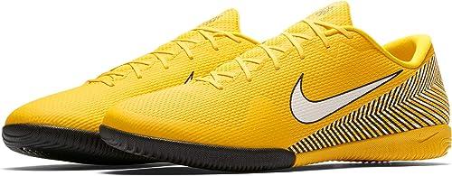 Nike Vapor Vapor Vapor 12 Academy NJR IC, Chaussures de Futsal Mixte Adulte, MultiCouleure (jaune blanc noir 710), 38.5 EU 106