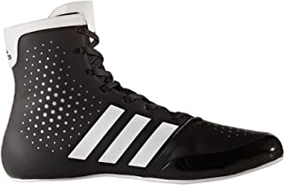adidas KO Legend 16.2 Boxing Trainer Shoe Boot Black/White