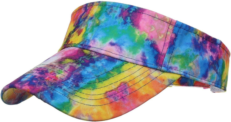 Summer Unisex Wide Brim Sun Hats UV Sun Protection Visors Camo Baseball Tennis Golf Fishing Beach Traveling Caps