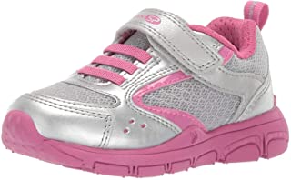 حذاء رياضي من Geox للأطفال New Torque Girl 3 Sp Velcro