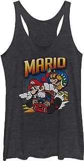 Nintendo Women's Mario Kart Winner Racerback Tank Top