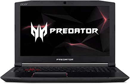 "2019 Acer Predator Helios VR Ready 15.6"" FHD IPS Gaming Laptop 