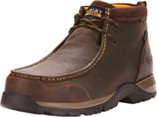ARIAT Men's Edge LTE Moc Waterproof Composite Toe Work Boot