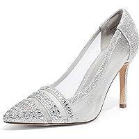 DREAM PAIRS Womens High Heel Pumps Shoes Deals