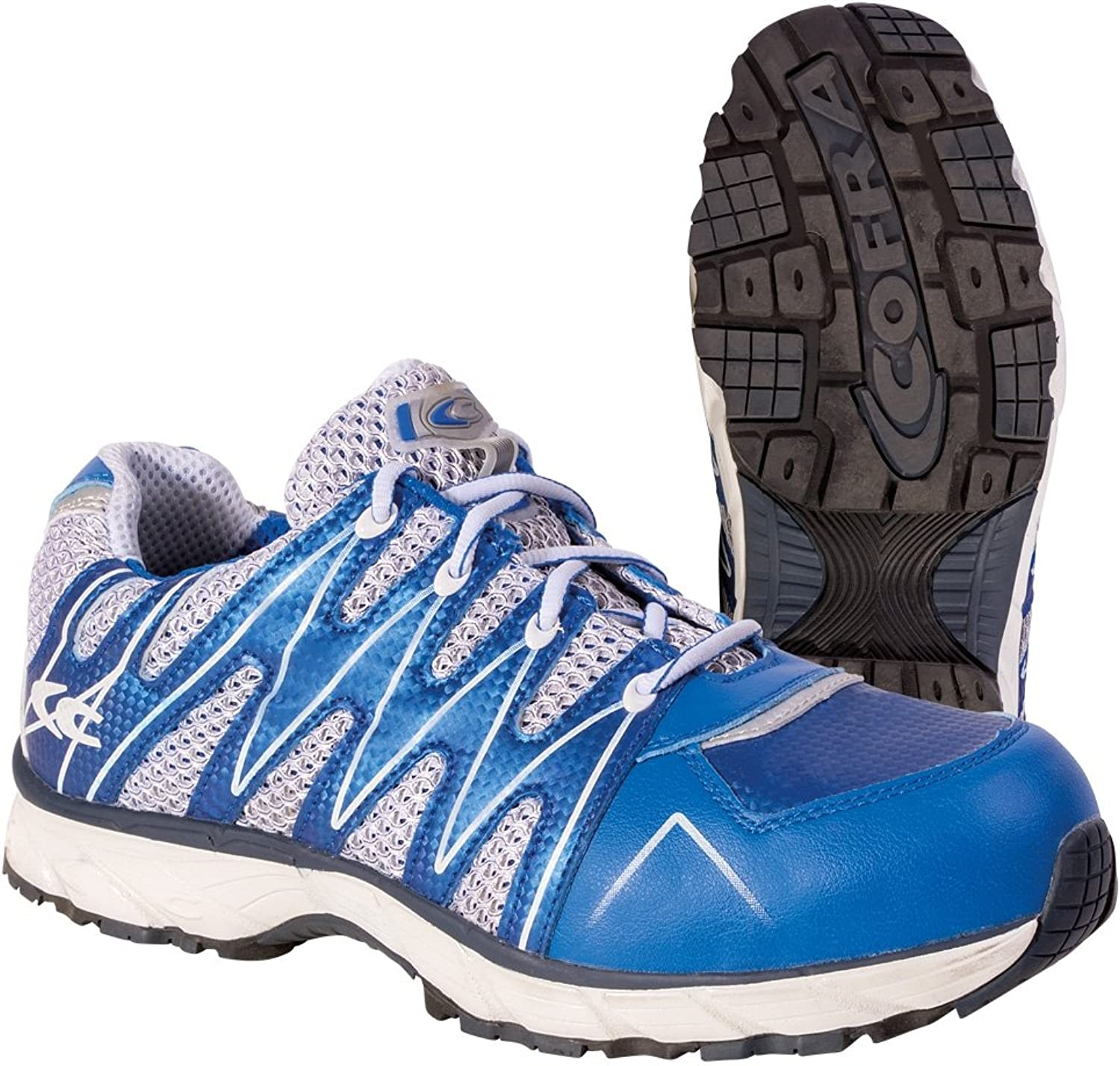Cofra JV031-000.W43 Size 43 S1 P SRC  New Samurai  Safety shoes - bluee - EN safety certified