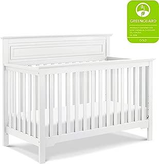 DaVinci Autumn 4-in-1 Convertible Crib in White | Greenguard Gold Certified