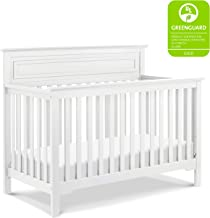 DaVinci Autumn 4-in-1 Convertible Crib in White | Greenguard Gold Certified