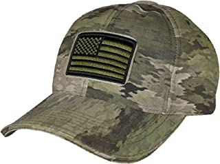 Tru-Spec Cap Bundle - with USA-Flag & Dont Tread On Me Patches - (View