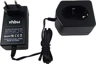 vhbw 220 V voeding oplader oplaadkabel voor gereedschap Hitachi DS12DM, DS12DM2, DS12DV, DS12DVB, DS12DVB2, DS12DVB2KS, DS...