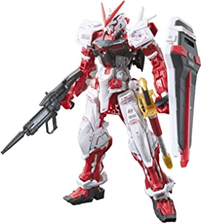 Bandai 1/144 RG MBF-P02 Gundam Astray Red Frame Model Kit